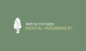 Why Do You Need Dental Insurance?